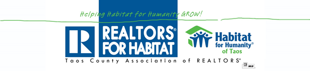 REALTORS® for Habitat for Humanity of Taos