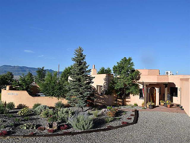 2017 Taos Parade of Homes Home #1