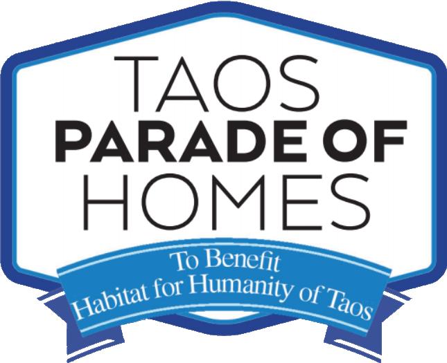 Taos Parade of Homes Logo