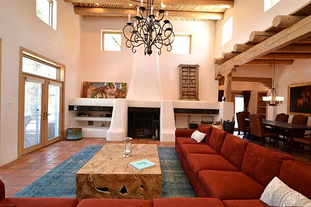 2018 Taos Parade of Homes Home #4
