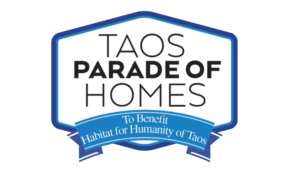 Taos Parade of Homes Logo